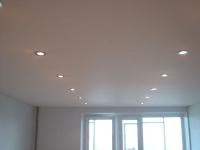 Сатиновые натяжные потолки2
